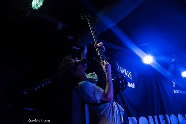LIVE REVIEW  Spring King live at The Boileroom – Lock In Music